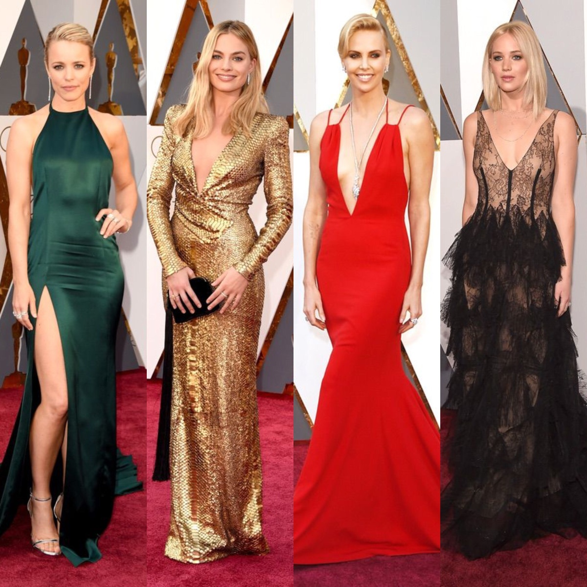 The Oscars 2016- Get the Look