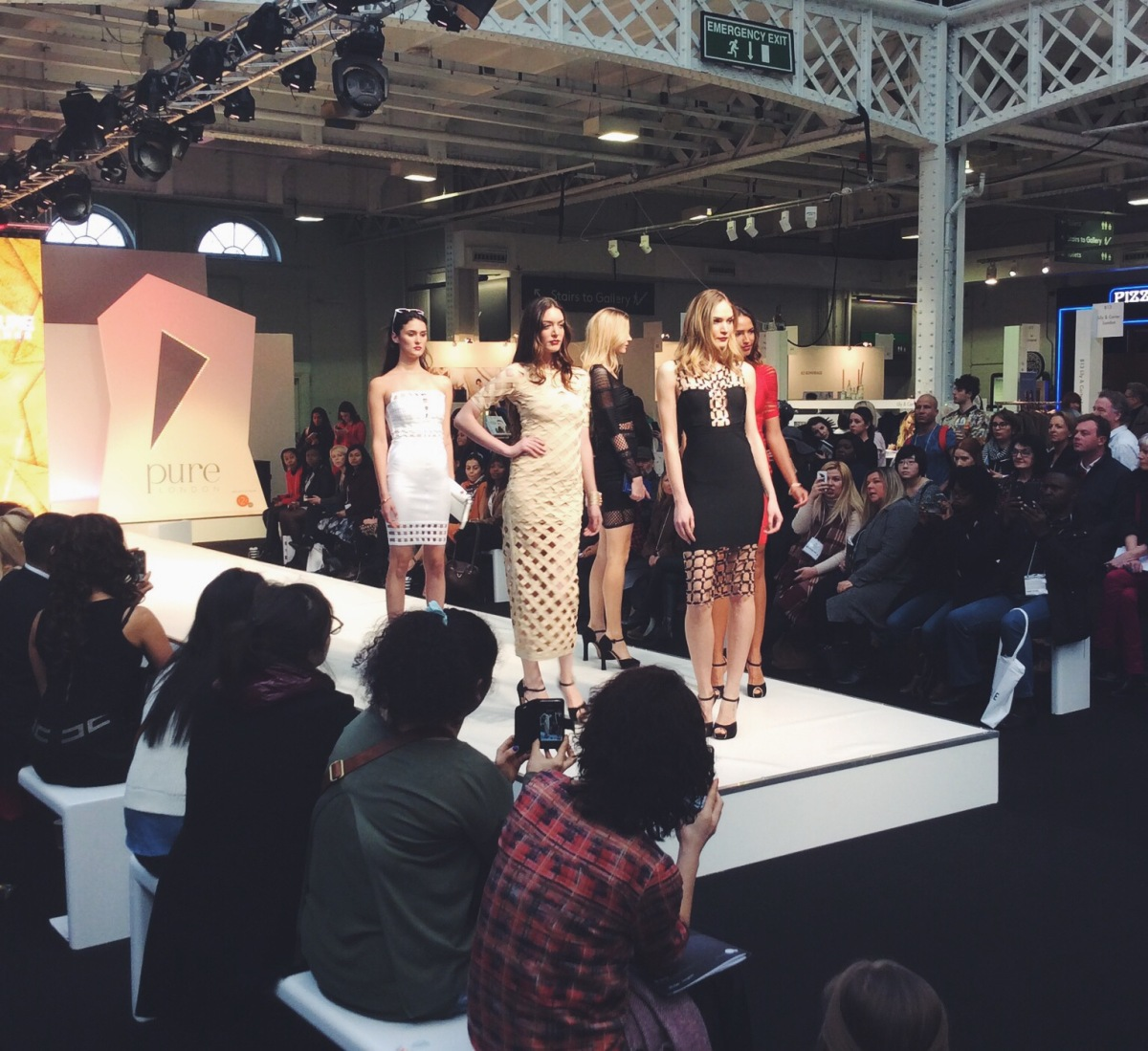 Pure London Spring/Summer Collection2016